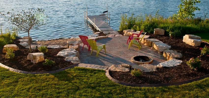 m t carpenter landscape inc mt shore side landscaping design
