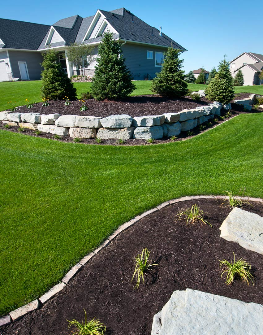 m t carpenter landscape inc mt retaining walls landscaping
